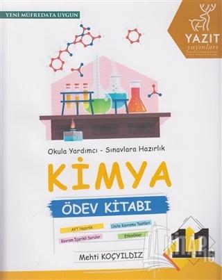 11. Sınıf Kimya Ödev Kitabı - Kitap16