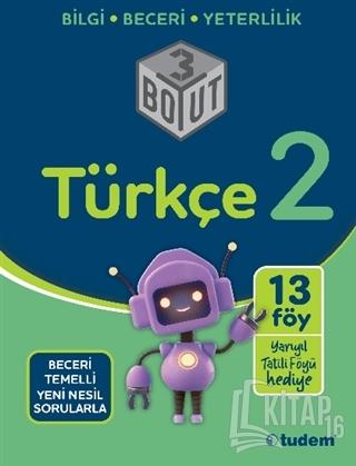 2. Sınıf Türkçe 3 Boyut - Kitap16