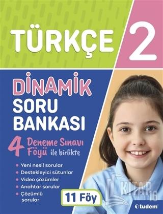 2. Sınıf Türkçe Dinamik Soru Bankası - Kitap16