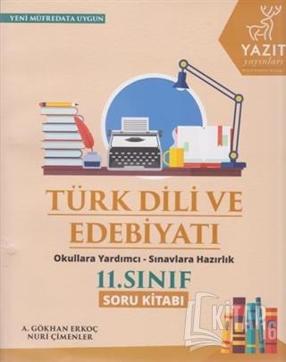 2019 11. Sınıf Türk Dili ve Edebiyatı Soru Kitabı - Kitap16