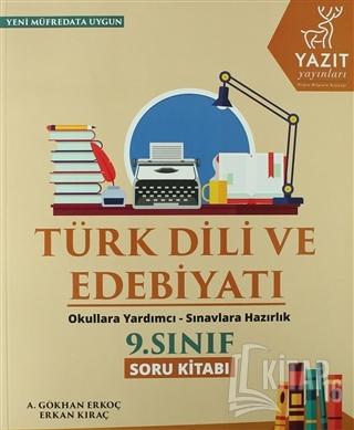 2019 9. Sınıf Türk Dili ve Edebiyatı Soru Kitabı - Kitap16