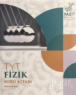 2019 TYT Fizik Soru Kitabı - Kitap16