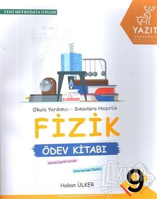9. Sınıf Fizik Ödev Kitabı - Kitap16