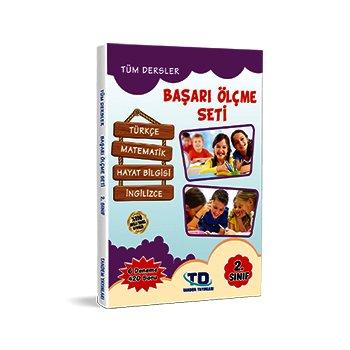 2.SINIF BAŞARI ÖLÇME SETİ - Kitap16