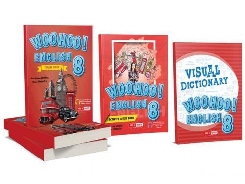 8. Sınıf WOOHOO ENGLISH - Kitap16