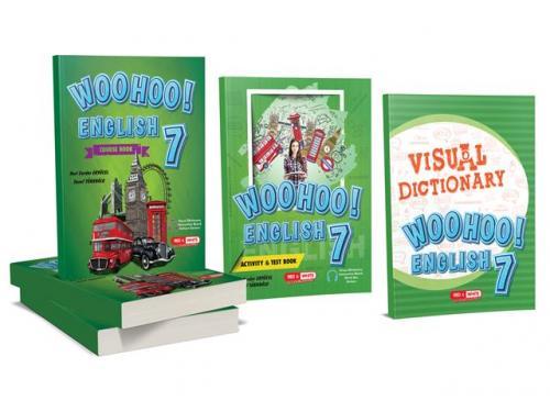 7. Sınıf WOOHOO ENGLISH - Kitap16