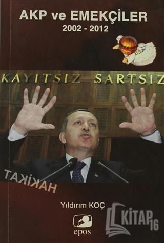 AKP ve Emekçiler - Kitap16