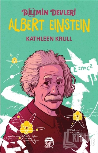 Albert Einstein - Bilimin Devleri - Kitap16