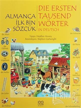 Almanca İlk Bin Sözcük - Die Ersten Tausend Wörter in Deutsch - Kitap1