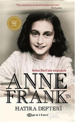 Anne Frank'in Hatıra Defteri - Kitap16