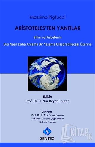 Aristoteles'ten Yanıtlar - Kitap16