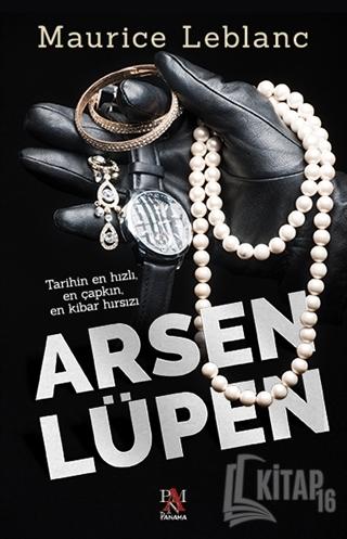 Arsen Lüpen - Kitap16