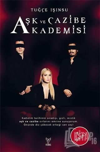 Aşk ve Cazibe Akademisi - Kitap16