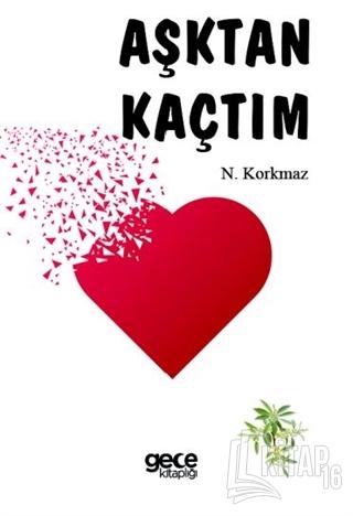 Aşktan Kaçtım - Kitap16