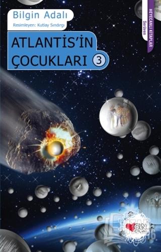 Atlantis'in Çocukları 3 - Kitap16