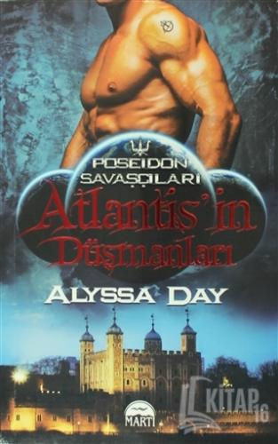 Atlantis'in Düşmanları - Poseidon Savaşçıları - Kitap16