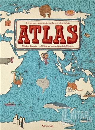 Atlas (Ciltli) - Kitap16