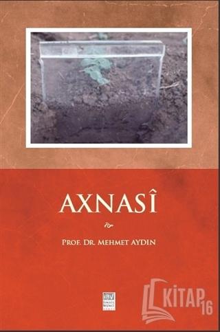 Axnasi - Kitap16