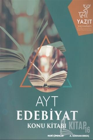 AYT Edebiyat Konu Kitabı - Kitap16