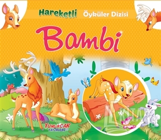 Bambi (Ciltli) - Kitap16
