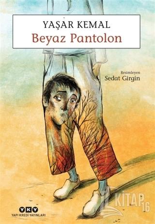 Beyaz Pantolon - Kitap16