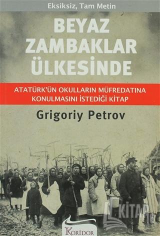 Beyaz Zambaklar Ülkesinde - Kitap16