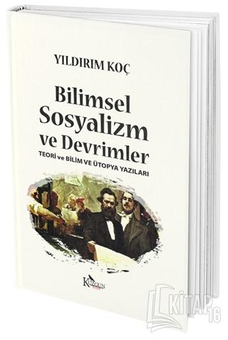 Bilimsel Sosyalizm ve Devrimler - Kitap16