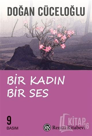 Bir Kadın Bir Ses - Kitap16
