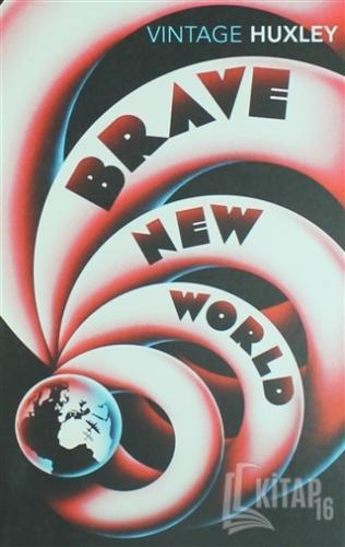 Brave New World - Kitap16