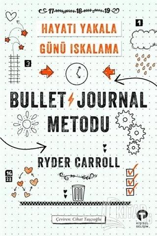 Bullet Journal Metodu - Kitap16
