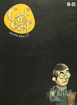 Cafcaf Sayı : 18-32 - Kitap16