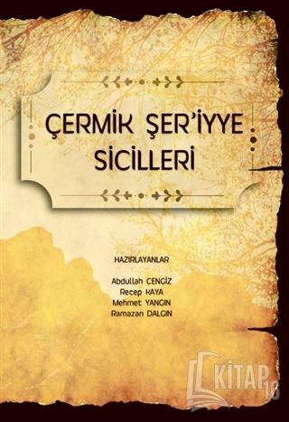 Çermik Şer'iyye Sicilleri - Kitap16