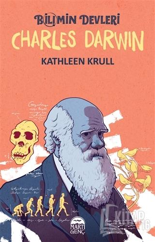 Charles Darwin - Bilimin Devleri - Kitap16