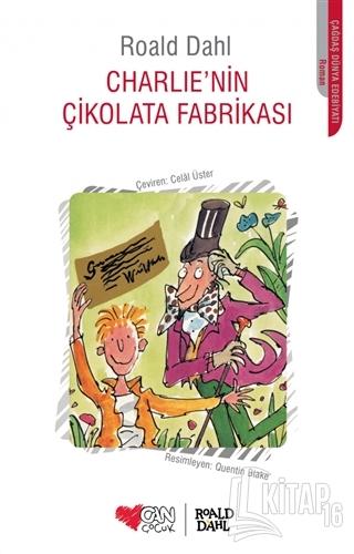 Charlie'nin Çikolata Fabrikası - Kitap16