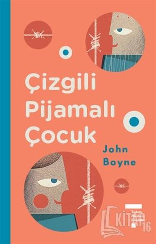 Çizgili Pijamalı Çocuk (Ciltli) - Kitap16