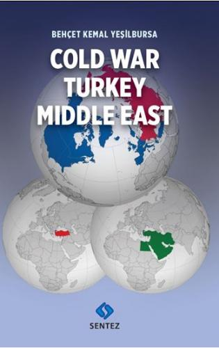 Cold War Turkey Middle East - Kitap16