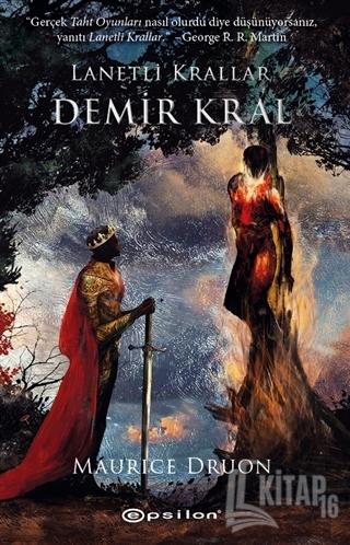 Demir Kral - Lanetli Krallar 1 - Kitap16