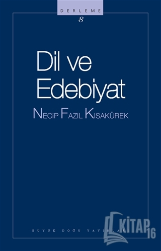 Dil ve Edebiyat - Kitap16