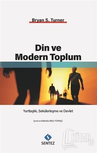 Din ve Modern Toplum - Kitap16