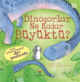 Dinozorlar Ne Kadar Büyüktü? (Ciltli) - Kitap16
