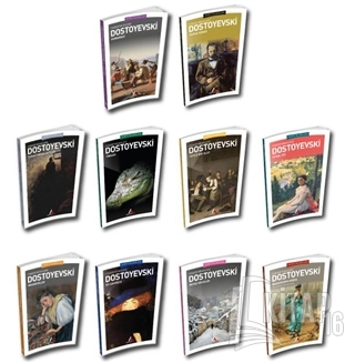 Dostoyevski Serisi 10 Kitap - Dünya Klasikleri - Kitap16