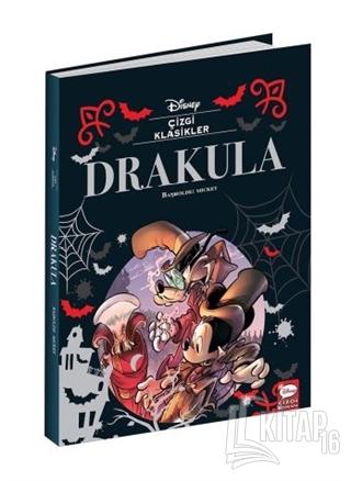Drakula Başrolde: Mickey - Disney Çizgi Klasikler - Kitap16