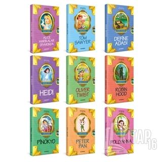 Dünya Çocuk Klasikleri - (9 Kitap Takım) - Kitap16