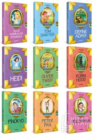 Dünya Çocuk Klasikleri Serisi (9 Kitap Takım) - Kitap16