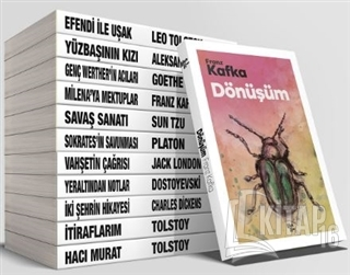 Dünya Klasikleri Seti (12 Kitap Takım) - Kitap16