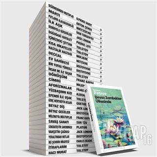 Dünya Klasikleri Seti - 30 Kitap - Kitap16