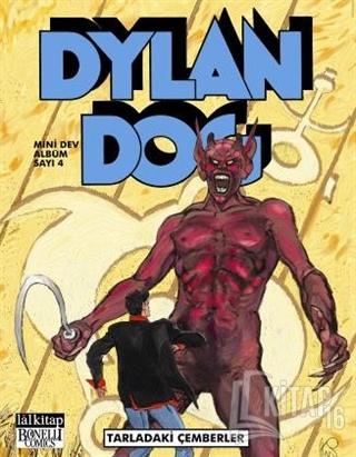 Dylan Dog Mini Dev Albüm Sayı: 4 - Tarladaki Çemberler - Kitap16