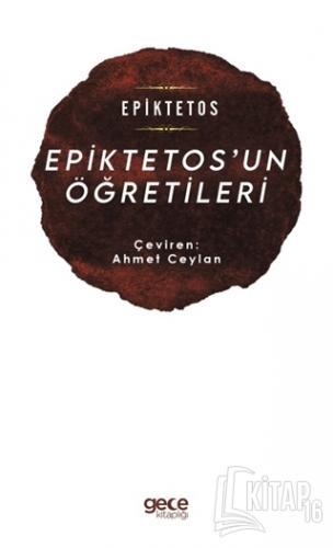 Epiktetos'un Öğretileri - Kitap16