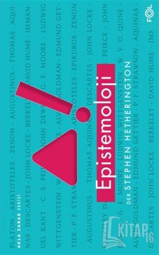 Epistemoloji - Kitap16