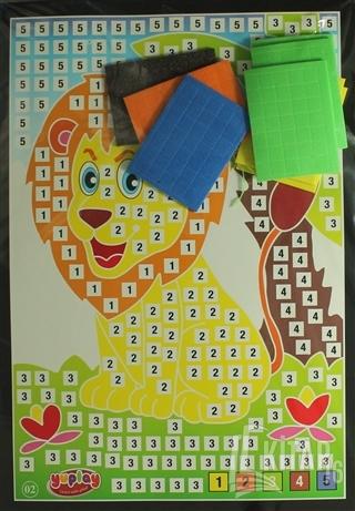 Eva Mozaik - 02 Eğitici ve Eğlenceli - Kitap16